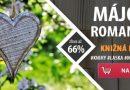 Bux.sk: Májová romantika – zľavy až do 66%