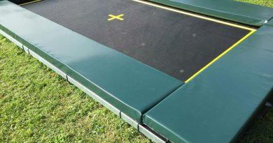 Vyhrajte 3x zapustenú trampolínu, ktorá určite poteší celú vašu rodinu