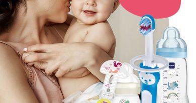 Súťaž o balíček pre vaše bábätko