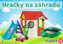 Akcie: Hračky na záhradu a na von so zľavami až do 38%