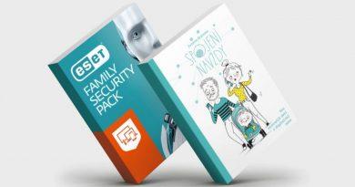 VYHRAJTE 4x rodinný bezpečnostný balík ESET s knihou Spojení navždy