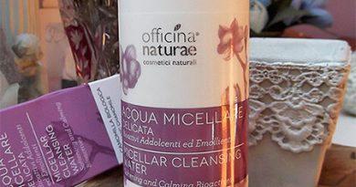 Súťaž o čistiacu micelárnu vodu od Officina Naturae