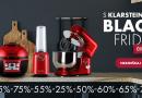 Akcia: Black Friday u Klarstein – zľavy na kuchynské roboty, fritézy, chladničky a ďalšie domáce spotrebiče