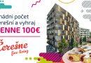 Sútaž o 5x 100 € od rezidenčného projektu Čerešne Fine Living