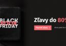 Akcia: Black Book Friday – knihy v zľave až -80%