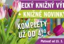 Veľký knižný výpredaj – knihy už od 1 Eura