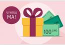 Súťaž so značkou MÁDARA o 1000 € v hotovosti a ďalšie skvelé ceny