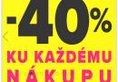Akcia: Nakúp online a získaj zľavu 40% na letný nákup u John Garfield