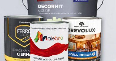 Staň sa Majstrom roka 2021 a vyhraj farby na celý dom!