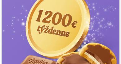 Milka: Súťaž o 7x 1200 €