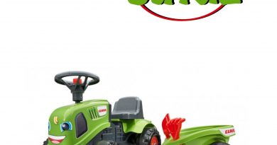 Súťaž o odrážadlo veselý traktor