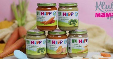 Vyhrajte balíček príkrmov zn. HIPP
