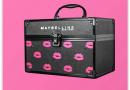 Vyhrajte profi make-up kufrík Maybelline!