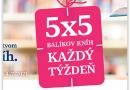 Hrajte o 5 balíkov kníh  – 7. týždeň súťažíte o balíček knižných noviniek od vydavateľstva Grada