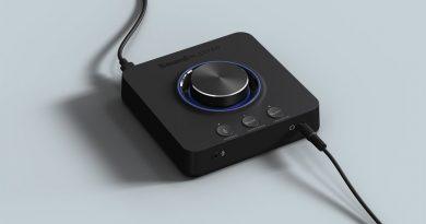 Súťaž o Creative Sound Blaster X-3