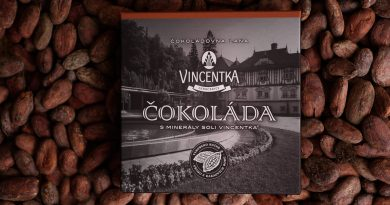 Vyhrajte darčekovú kazetu značky Vincentka s čokoládu Vincentka