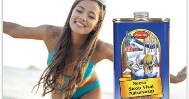 Súťaž o balenie sirupu Neera na detoxikáciu organizmu