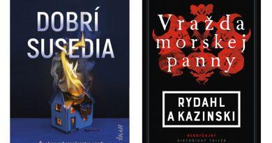 Súťaž o knihy z vydavateľstva Ikar a Lindeni