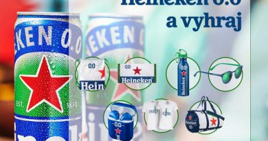 Súťaž s Heineken 0.0 o super ceny