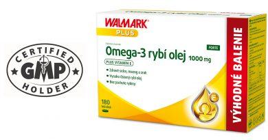 Súťaž o vysokú dávku omega-3 mastnej kyseliny prémiovej kvality v podobe kapsúl od spoločnosť WALMARK
