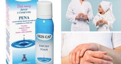 Súťaž o SKIN CAP Penu pre vašu pokožku
