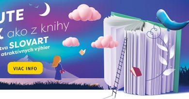 Súťaž o 10 balíkov audiokníh, 30 balíkov kníh, 30x kniha s podpisom autora a ďalšie super ceny